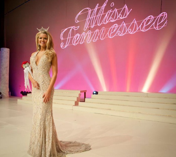 Erin Hatley was crowned Miss Tennessee 2011