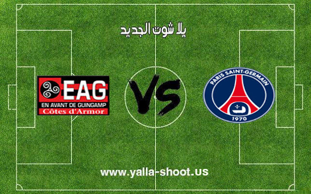 اهداف مباراة باريس سان جيرمان وجانجون اليوم 19-01-2019 الدوري الفرنسي