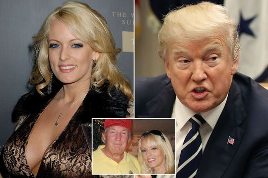 Donald Trump allegedly 'paid porn star $130,000 to keep quiet about fling they had'