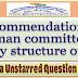Recommendations on salary structure Gramin Dak Sevaks