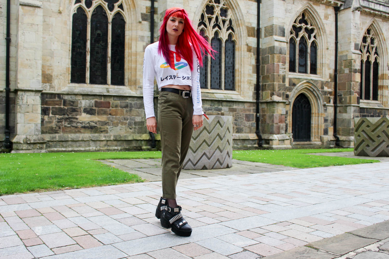 Alternative Style Blogger Foxxtailz