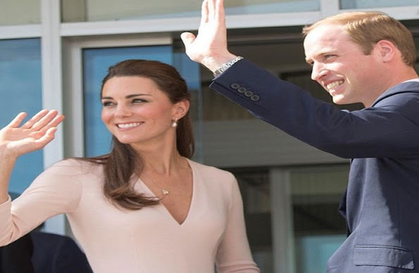 Prince William and Kate Middleton will attend a reception