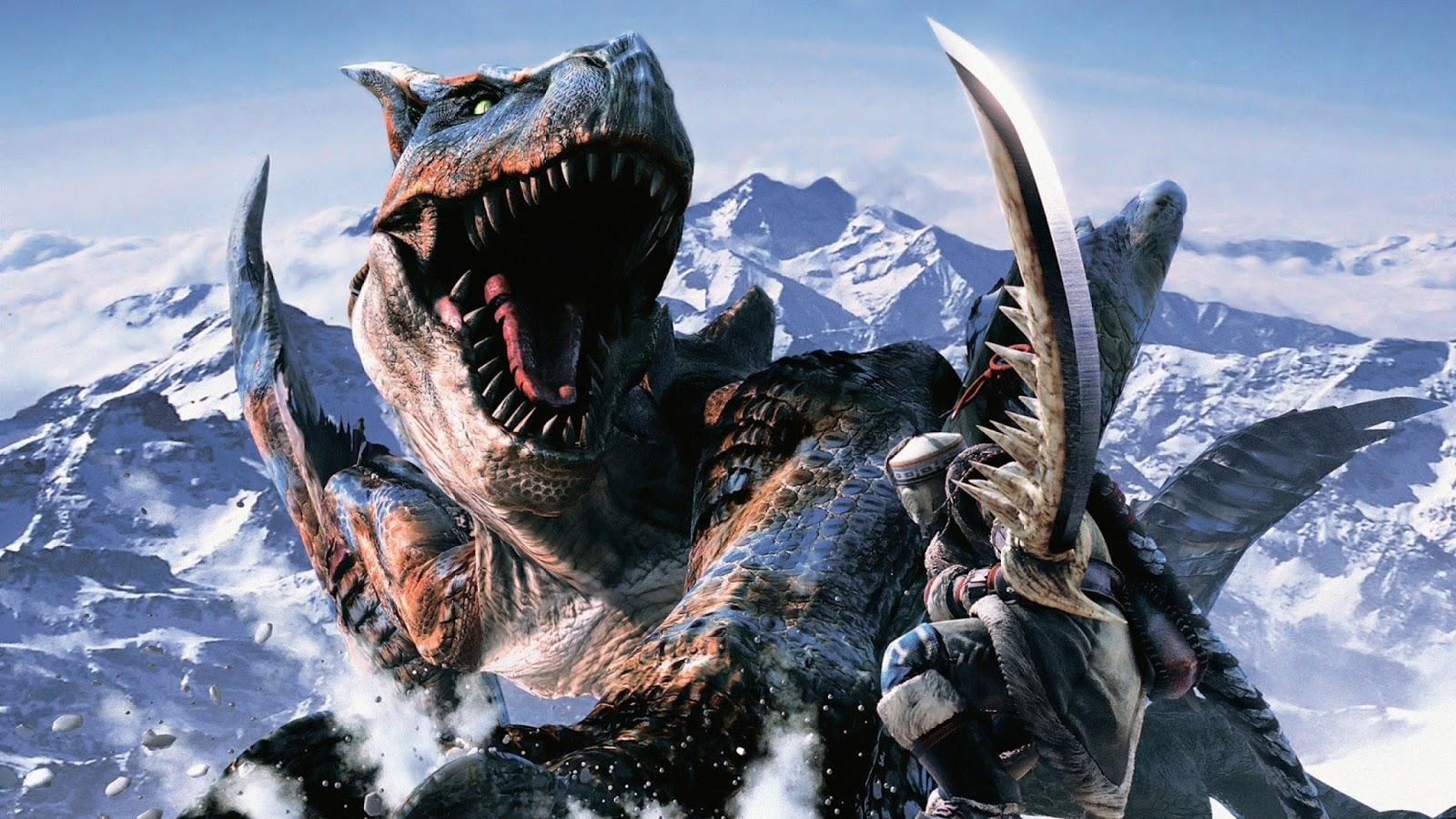 "Capcom registra la marca ""Monster Hunter: World"" en Norteamérica"