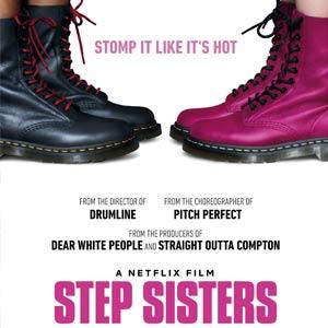 Poster do Filme Step Sisters