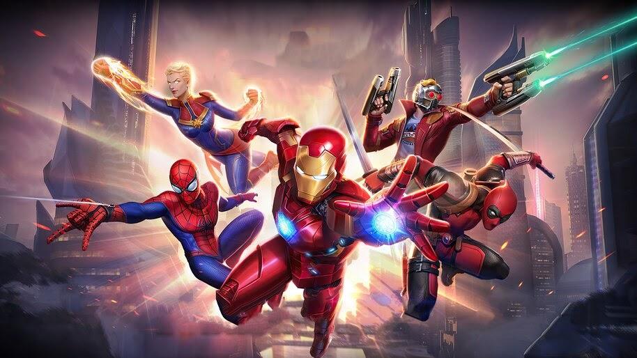 Marvel Super War 4k Wallpaper 3 1564