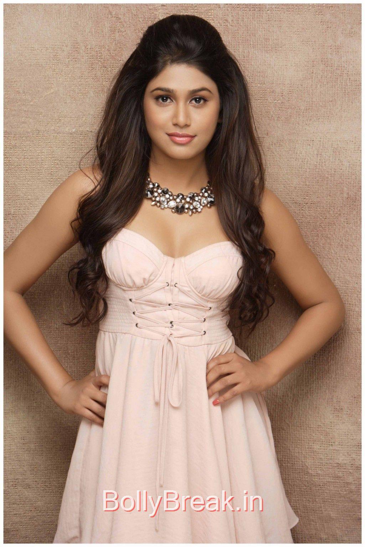 Actress Manisha Yadav In Sexy Dress - Hot Hd Photoshoot -6267