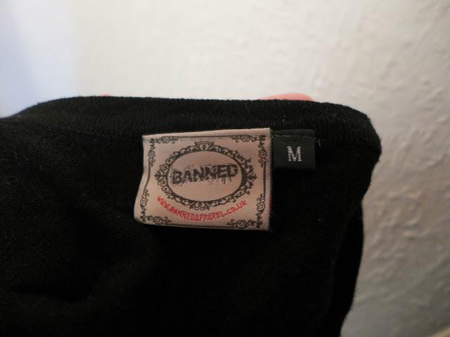 étiquette banned