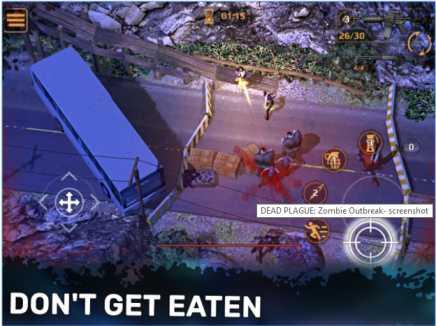Game Zombie Ofline DEAD PLAGUE Mod Apk