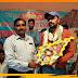 कोसी निवासी नामचीन फिल्म अभिनेता एवं रंगकर्मी रामबहादुर रेणू को किया सम्मानित