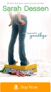 books like the fault in our stars: What Happened to Goodbye