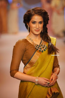 Sagarika Ghatge Wedding blouse