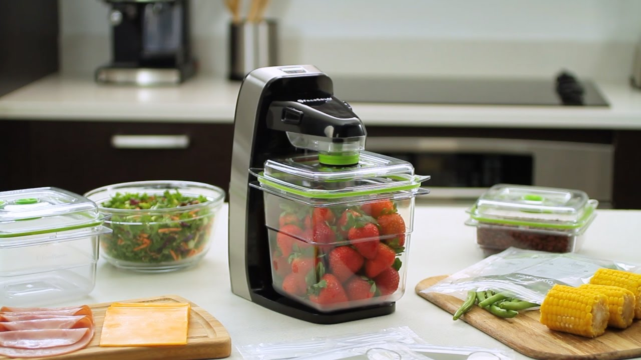 Fresh Food Preservation System