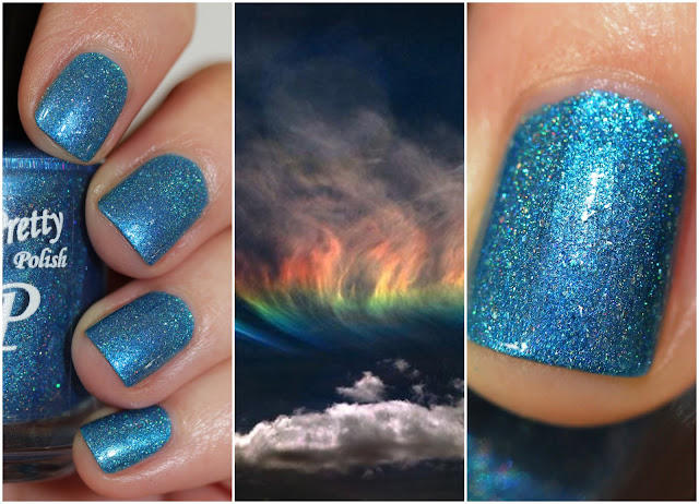 Paint It Pretty Polish Fire Rainbow swatch by Streets Ahead Style