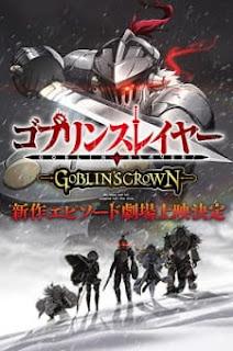 فيلم انمي Goblin Slayer: Goblin's Crown مترجم بعدة جودات