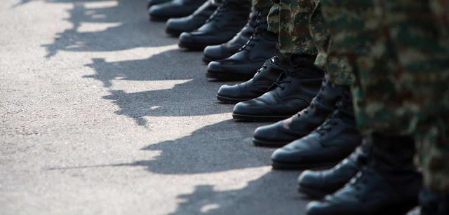 Ξαφνικός περιορισμός της δραστηριότητας των εθνοφυλάκων λόγω Μακεδονίας;