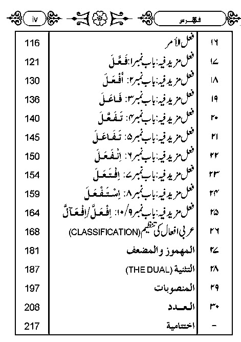 Arabic Grammar Book Pdf