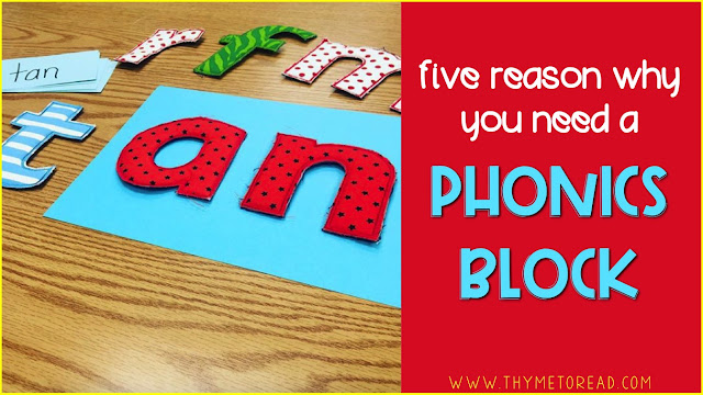 Begin implementing a phonics block during ELA to improve reading and writing proficiency with elementary students