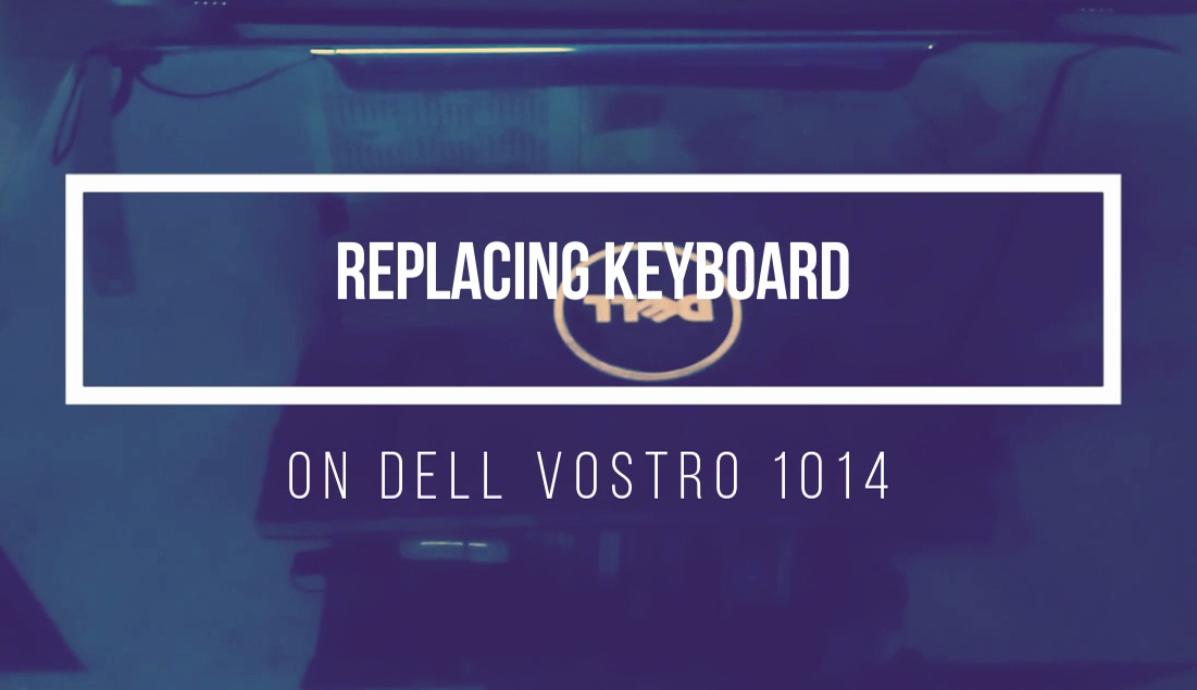 How To Repair Dell Laptop Keyboard Keys Not Working laptop