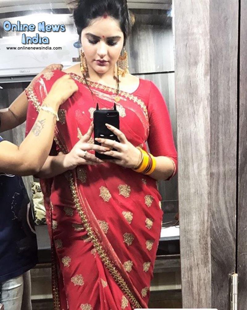 Anjali's Desi Look
