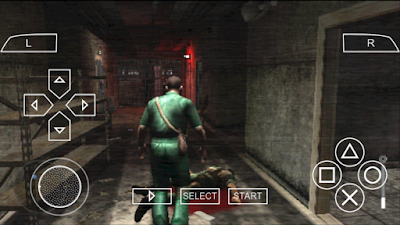 Manhunt 2 (USA) PSP ISO PPSSPP For Android