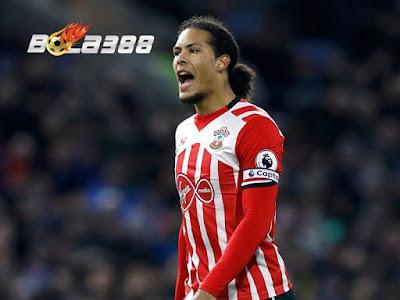 Kecewa Dengan Ulah Liverpool, Southampton Siap Lepas Van Dijk ke Chelsea