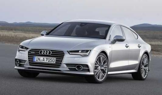 2018 Audi A7 USA