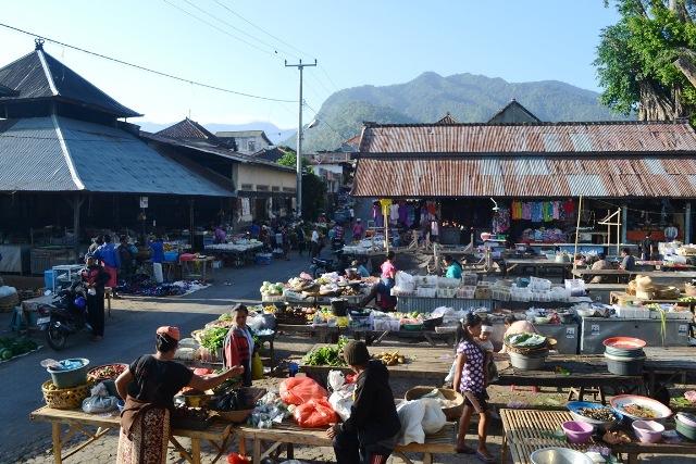 2019, Tujuh Pasar Tradisional di Lambar Direvitalisasi
