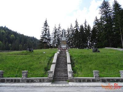 Monument Mausoleu Secu Toplita