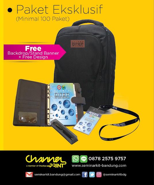 Paket Seminarkit Eksklusif murah dan berkualitas
