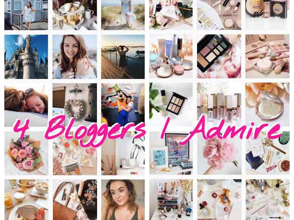 4 BLOGGERS WHO INSPIRE ME