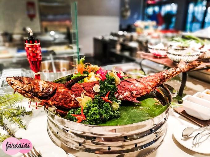 Citarasa Tradisi Buffet Dinner At Ramada Meridin Johor Bahru!