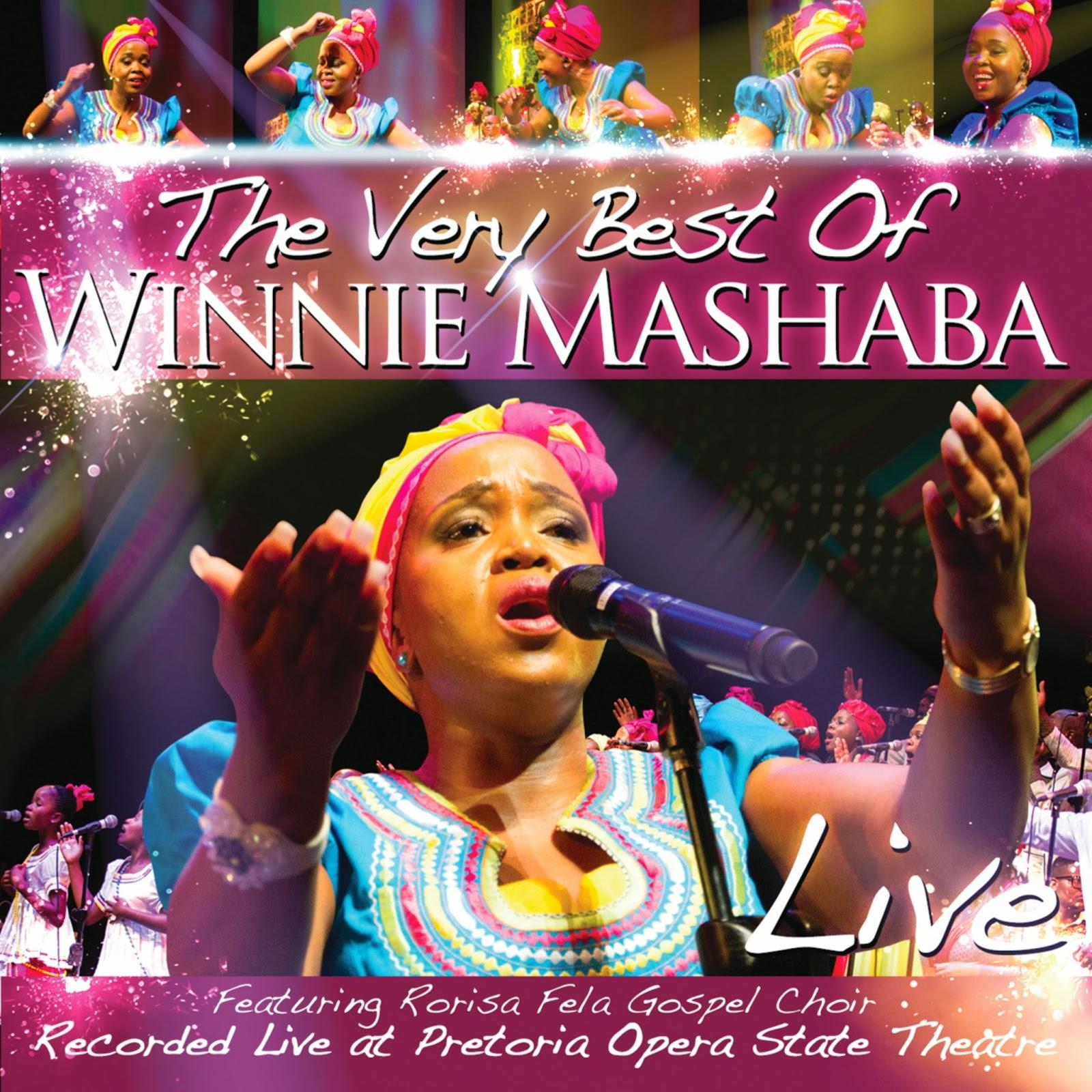 Winnie Mashaba New Song 2019: CD! Winnie Mashaba