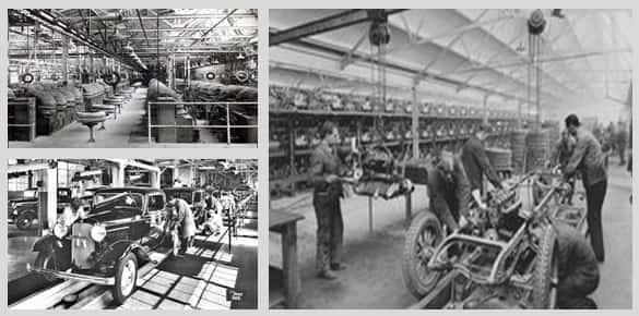 teknologi Revolusi Industri 2.0