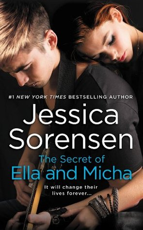 The Secret of Ella and Micha book cover