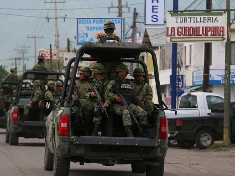 Tamaulipas requiere a militares dos años más para enfrentar a carteles de la zona: SSPE