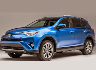 2018 Toyota RAV4 Hybrid Style