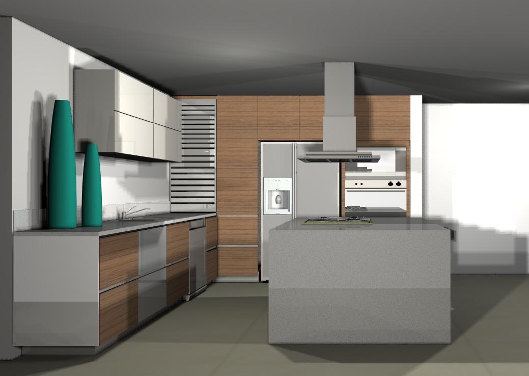 Dise o de cocinas integrales en pereira dise o de una for Diseno cocinas modernas