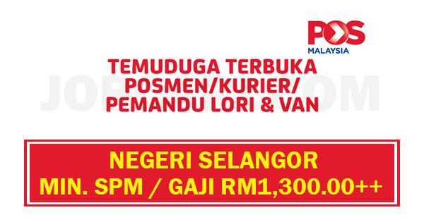 pos malaysia