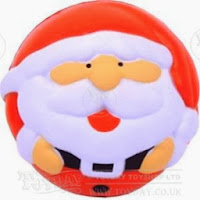 Christmas Bouncy Ball Stocking Filler Toy