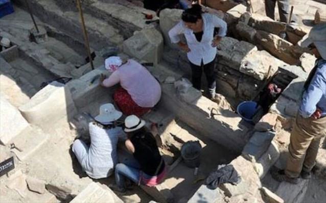 65 τάφοι της βυζαντινής περιόδου ανακαλύφθηκαν στην αρχαία ελληνική πόλη Στρατονίκεια...