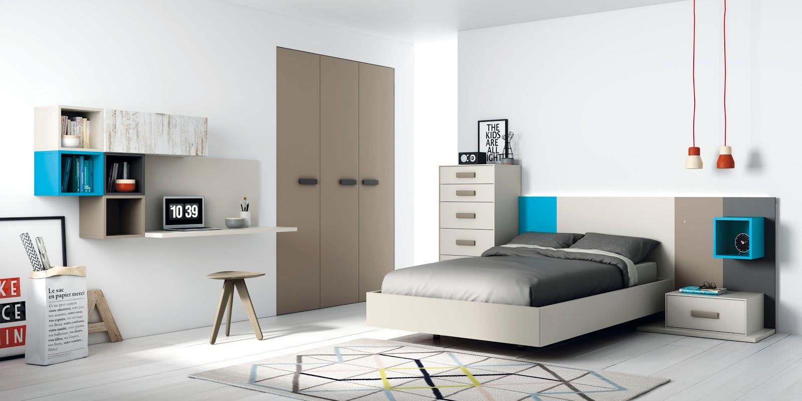 Dormitorios Juveniles Habitaciones Infantiles Y Mueble Juvenil  # Muebles Tegarmobel