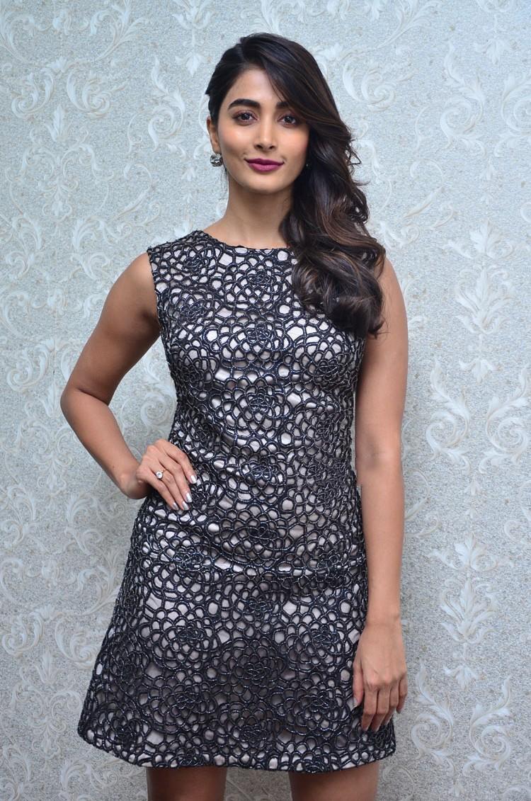 Pooja Hegde Latest Short Suit Hot Photos