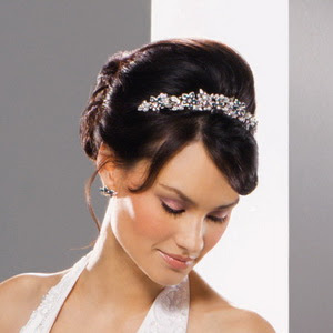 bridal hairstyles for short hair shadi pictures