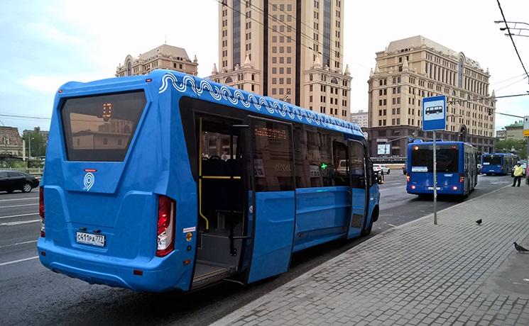 Транспортный блог Saroavto Москва Автобусы вместо