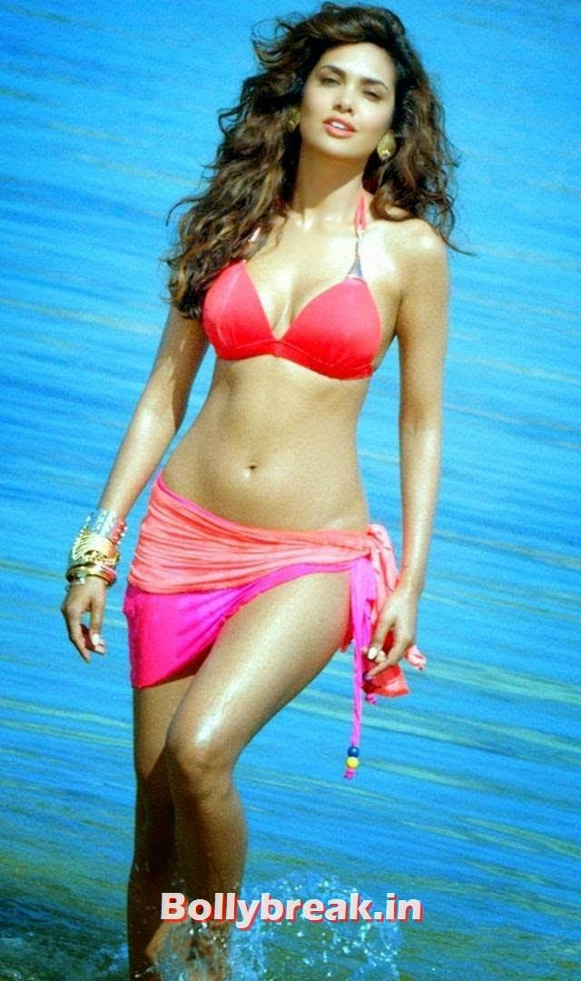 , Esha Gupta, Bipasha Basu, Tamanna Bhatia in Bikini - Hd Pics from Humshakal Movie