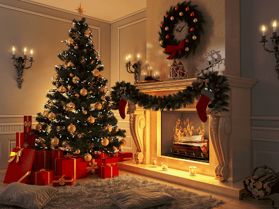 how to celebrate Christmas day with Decorations?