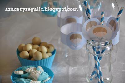 Chuches comuniones azucaryregaliz