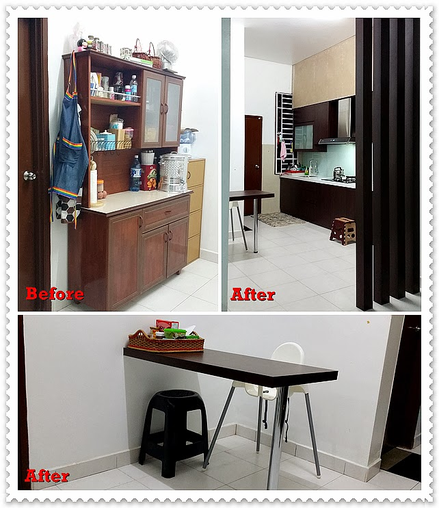Harga Kabinet Dapur Mudah Alih Desainrumahid