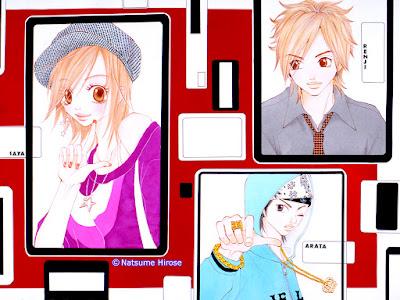 Netsuretsu Teens de Natsume Hirose