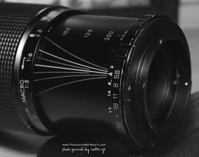 Topman 80-300mm f/5.6 Macro (Nikon Mount)